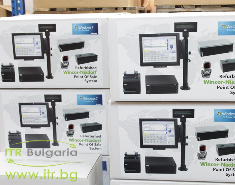 Refurbished Wincor-Nixdorf Point Of Sale System v.1.2 с инсталиран Windows 7 Professional SP1
