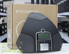 Телефонни централи и апарати-Konftel-Wireless-Conference-Phone-300Wx-Open-Box-Brand-New