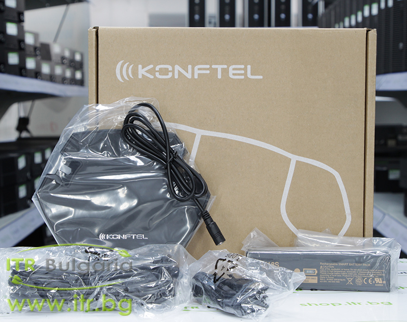 Konftel Wireless Conference Phone 300Wx Open Box Brand New