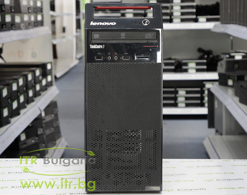 Lenovo ThinkCentre Edge 72 А клас Intel Core i5 3470S 2900Mhz 6MB 4096MB DDR3 500 GB SATA DVD-RW MiniTower  Card Reader