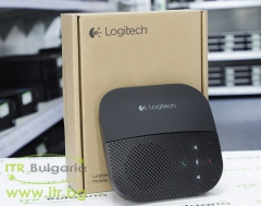Logitech Mobile Speakerphone P710e Open Box Brand New USB Bluetooth