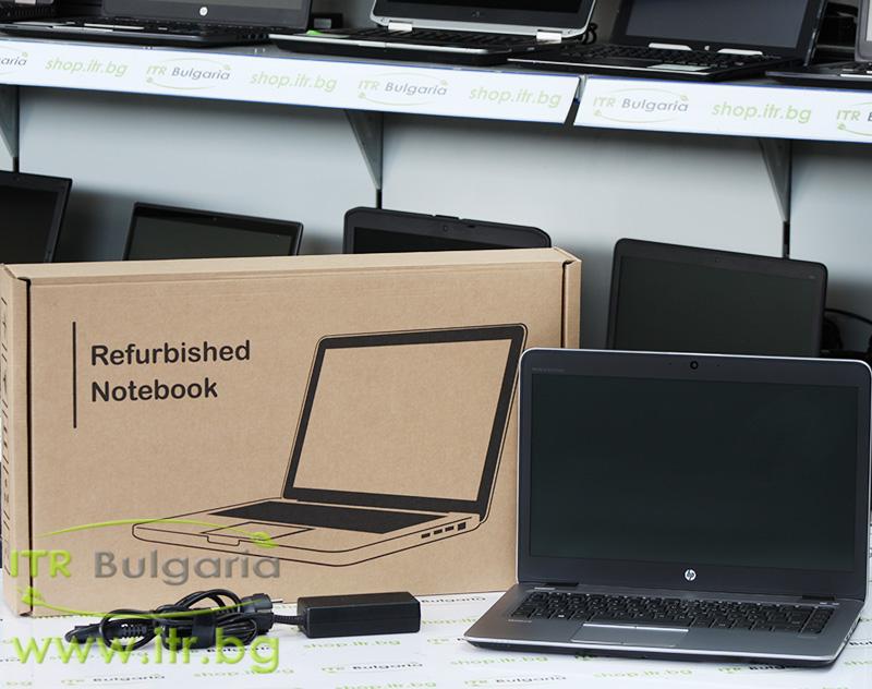 """HP EliteBook 745 G2 А клас AMD PRO A8 7150B 1900MHz 4MB 8192MB So-Dimm DDR3L 128 GB 2.5 Inch SSD  14"""" 1366x768 WXGA LED 16:9  Finger Print Camera WWAN DisplayPort"""