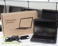 HP EliteBook 820 G1 А клас Intel Core i7 4600U 2100MHz 4MB 8192MB So Dimm DDR3L 256 GB 2.5 Inch SSD  12.5 1366x768 WXGA LED 16:9  Finger Print Camera WWAN DisplayPort IPS