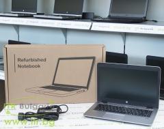 HP EliteBook 725 G4 А клас AMD PRO A10 8730B 2400MHz 2MB 8192MB So Dimm DDR4 128 GB M.2 SATA SSD  12.5 1366x768 WXGA LED 16:9  Finger Print Camera DisplayPort