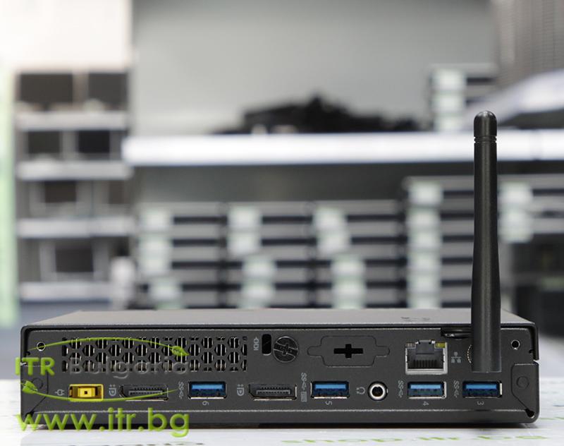 Lenovo ThinkCentre M900 А клас Intel Core i5 6500T 2500MHz 6MB 8192MB So-Dimm DDR4 128 GB 2.5 Inch SSD  Tiny Desktop  Wi-Fi