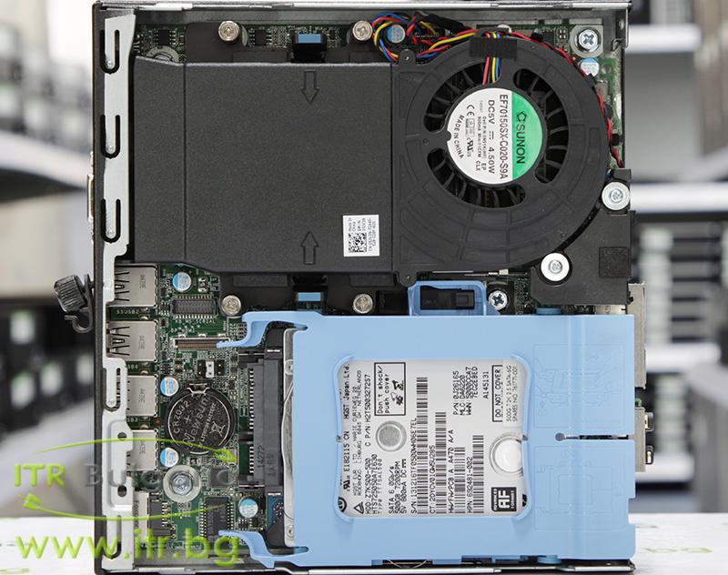 """DELL OptiPlex 9020M А клас Intel Pentium G3250 3200MHz 3MB 4096MB So-Dimm DDR3 500 GB SATA 2.5""""  Desktop Mini"""