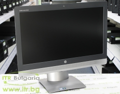 HP EliteOne 800 G2 All In One А клас Intel Core i5 6500 3200MHz 6MB 8192MB So Dimm DDR4 256 GB 2.5 Inch SSD NO OD 23 1920x1080 Full HD 16:9 Finger Print DisplayPort Card Reader IPS Touchscreen Wi Fi No Speakers