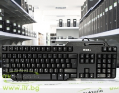 DELL SK 3205 А клас 0FRKH8, 0KW235 Black USB SmartCard SWE Keyboard