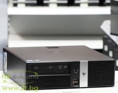HP rp5800SFF А клас Intel Core i3 2120 3300Mhz 3MB 4096MB DDR3 250 GB SATA DVD RW  2xRS 232 DB9 7xUSB  1xUSB LAN 1x 10 100 1000