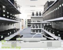 NEC MultiSync 70 А клас  White Soundbar
