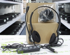Jabra BIZ 2300 Headset Duo Нов USB P N 2399 829 109