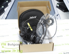 Jabra BIZ 2400 Headset Mono Open Box Brand New USB P N 2496 823 104