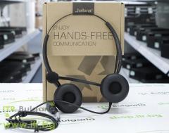 Слушалки-Jabra-BIZ-2400-Headset-Duo-Нов