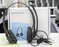 Слушалки-Plantronics-SupraPlus-HW261N-Open-Box-Brand-New