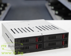 """Chieftec CMR backplane 4x2.5"""" to 1x5.25"""" external slot А клас  for PC"""