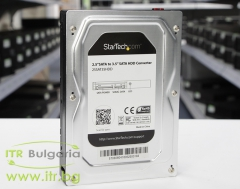 StarTech 25SAT35HDD Aluminum Hard Drive Adapter   Cage    2.5 in to 3.5, Universal А клас  for PC