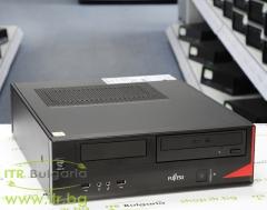 Fujitsu Esprimo E420 А клас Intel Core i3 4150 3500MHz 3MB 4096MB DDR3 500 GB SATA DVD Desktop