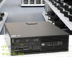 HP Workstation Z200SFF А клас Intel Core i5 650 3200Mhz 4MB 4096MB DDR3 1 бр. 320 GB 3.5 SATA DVD RW Slim Desktop  Card Reader