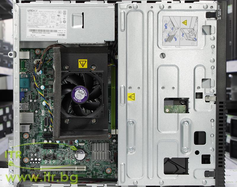 Lenovo ThinkCentre M79 А клас AMD PRO A8 7600B 3100MHz 4MB 4096MB DDR3 320 GB SATA DVD-RW Slim Desktop  Card Reader