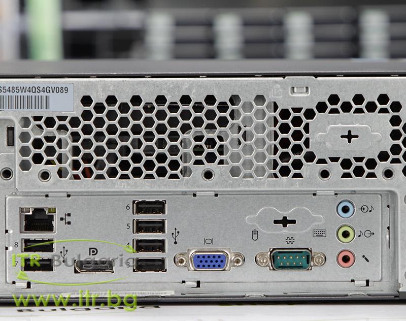 Lenovo ThinkCentre M90p А клас Intel Core i3 530 2930Mhz 4MB 4096MB 250 GB DDR3 SATA DVD Slim Desktop  Card Reader