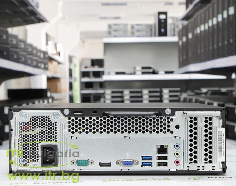 Lenovo ThinkCentre Edge S500 А клас Intel Core i7 4790S 3200MHz 8MB 8192MB DDR3 500 GB SATA Slim DVD-RW Slim Desktop  Card Reader