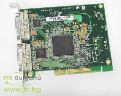 Planar Mirror Flip А клас  PCI Standard Profile 944 0679 02 Card DVI IN DVI OUT
