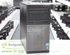 DELL OptiPlex 990 А клас Intel Core i7 2600 3400Mhz 8MB 8192MB DDR3 500 GB SATA DVD RW MiniTower