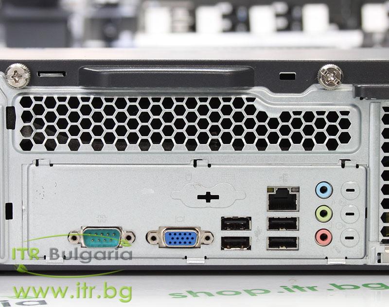 Lenovo ThinkCentre M70e А клас Intel Core 2 Duo E7500 2930Mhz 3MB 4096MB DDR3 250 GB SATA DVD-RW Slim Desktop