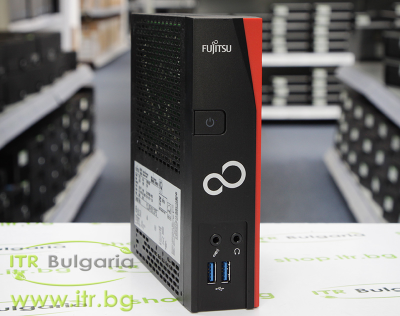 Fujitsu Futro S520 А клас AMD GX-212ZC 1200MHz 1MB 4096MB So-Dimm DDR3 4GB Flash Onboard  Thin Client
