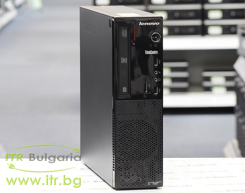 Lenovo ThinkCentre Edge E73 А клас Intel Core i5 4430S 2700MHz 6MB 4096MB DDR3 500 GB SATA DVD-RW Slim Desktop  Card Reader