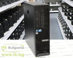 Lenovo ThinkStation C20 А клас Intel Xeon Quad Core E5607 2260MHz 8MB 8192MB DDR3L ECC 1 бр. 500 GB 3.5 SATA DVD RW Tower  nVidia Quadro NVS 310 512MB PCI E 2xDisplayPort