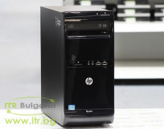 HP Pro 3500 G2 MT А клас Intel Core i5 3470 3200Mhz 6MB 4096MB DDR3 320 GB SATA DVD RW MiniTower  Card Reader
