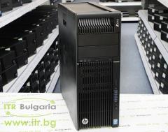 HP Workstation Z640 А клас Intel Xeon 6 Core E5 2630 v3 2400MHz 20MB 32GB DDR4 Registered 1 бр. 256 GB 2.5 Inch SSD SATA 2.5 Slim DVD RW Tower  nVidia Quadro K2000 2048MB PCI E DVI 2xDisplayPort
