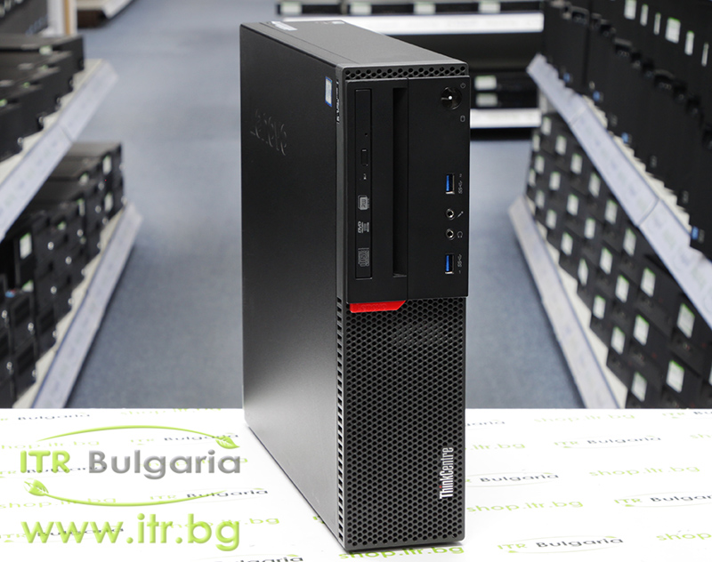 Lenovo ThinkCentre M900 А клас Intel Core i5 6500 3200MHz 6MB 8192MB DDR4 128 GB 2.5 Inch SSD NO OD Slim Desktop