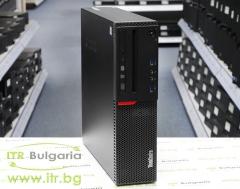 Lenovo ThinkCentre M900 А клас Intel Core i5 6500 3200MHz 6MB 8192MB DDR4 128 GB 2.5 Inch SSD NO OD Slim Desktop