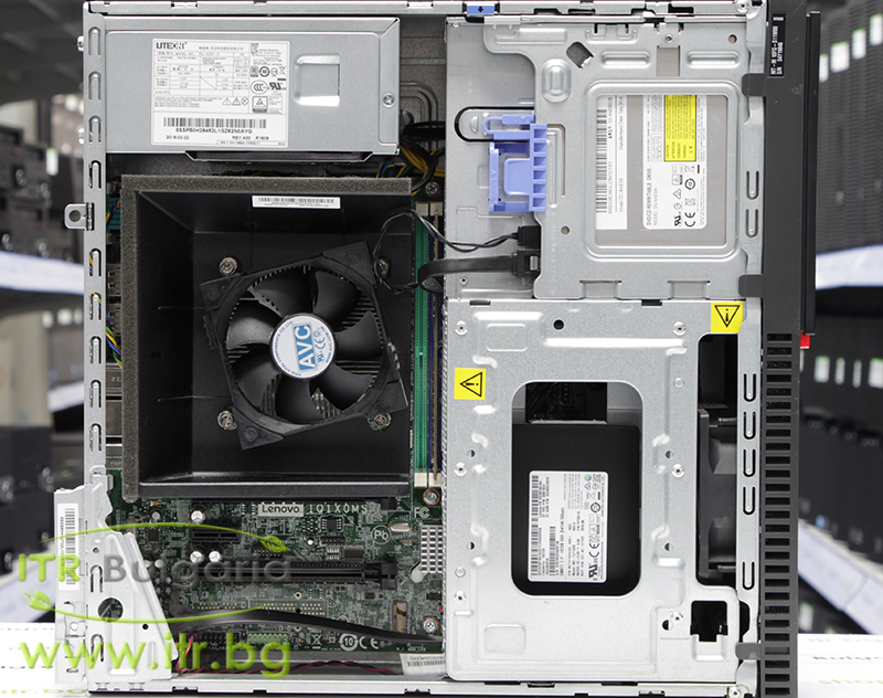 Lenovo ThinkCentre M900 А клас Intel Core i5 6500 3200MHz 6MB 8192MB DDR4 128 GB 2.5 Inch SSD Slim DVD-RW Slim Desktop
