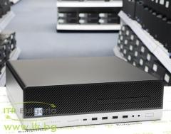 HP EliteDesk 800 G3 SFF А клас Intel Core i5 6500 3200MHz 6MB 8192MB DDR4 256 GB M.2 NVMe SSD NO OD Slim Desktop