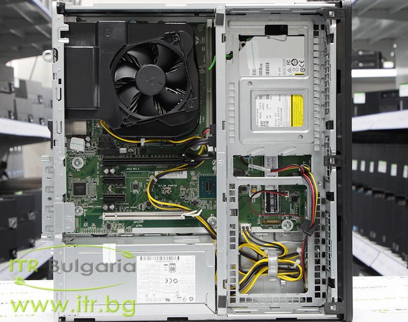 HP EliteDesk 800 G3 SFF А клас Intel Core i5 6500 3200MHz 6MB 8192MB DDR4 256 GB 2.5 Inch SSD Slim DVD-RW Slim Desktop