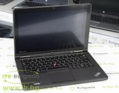 Lenovo ThinkPad Yoga 12 А клас Intel Core i5 5200U 2200Mhz 3MB 8192MB So Dimm DDR3L 180 GB 2.5 Inch SSD  12.5 1920x1080 Full HD 16:9  Camera Mini HDMI IPS Touchscreen Pen