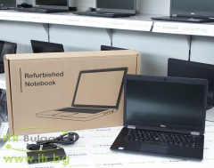 DELL Latitude E7470 А клас Intel Core i7 6600U 2600MHz 4MB 8192MB So Dimm DDR4 256 GB M.2 SATA SSD  14 1366x768 WXGA LED 16:9  Camera HDMI Mini DisplayPort