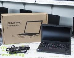 Lenovo ThinkPad X270 А клас Intel Core i5 6300U 2400MHz 3MB 8192MB So Dimm DDR4 256 GB M.2 NVMe SSD  12.5 1920x1080 Full HD 16:9  Finger Print Camera HDMI IPS 2xBattery
