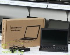 DELL Latitude 7280 А клас Intel Core i5 6200U 2300MHz 3MB 8192MB So Dimm DDR4 256 GB M.2 SATA SSD  12.5 1920x1080 Full HD 16:9  Camera HDMI IPS USB Type C DisplayPort