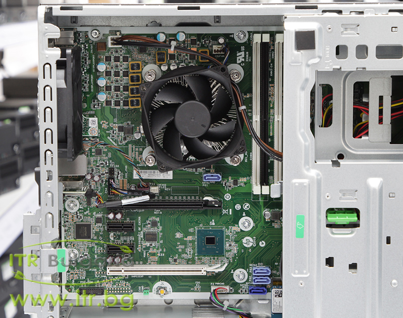 HP EliteDesk 800 G4 TWR Нов Intel Core i7 8700 3200MHz 12MB 16GB DDR4 512 GB M.2 NVMe SSD NO OD MiniTower с инсталиран Windows 10 Pro
