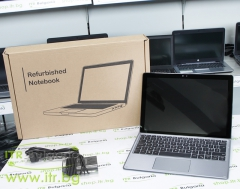 DELL Latitude 7210 2 in 1 А клас Intel Core i3 10110U 2100MHz 4MB 4096MB LPDDR3 128 GB M.2 NVMe SSD  12.3 1920x1280 pixels  Camera IPS Touchscreen USB Type C Thunderbolt 3 Travel Keyboard