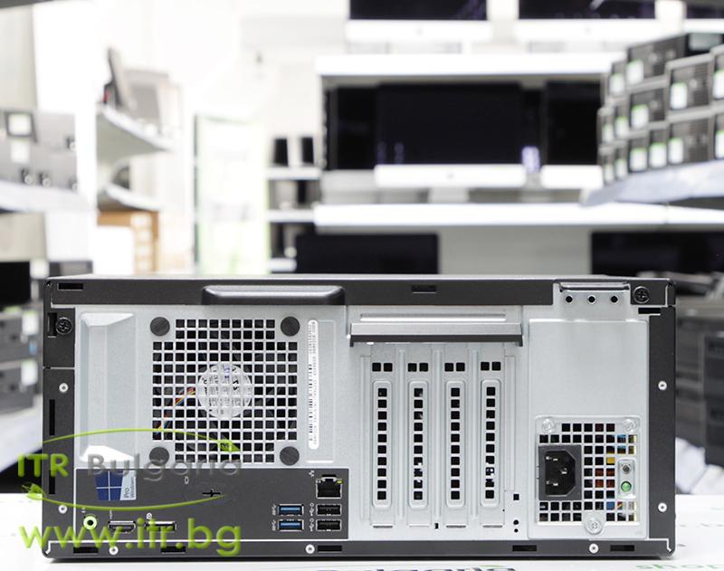 DELL OptiPlex 3040 Open Box Brand New Intel Core i7 6700 3400MHz 8MB 8192MB DDR3 1 TB SATA NO OD MiniTower с инсталиран Windows 10 Pro