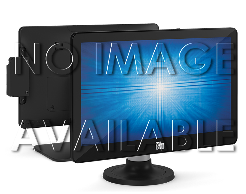 "Wincor Nixdorf BA83 Нов Touchscreen Monitor 15"" PoweredUSB 12V DVI  1024x768 XGA 4:3 Black   P/N: 01750160832 for POS"