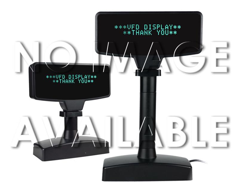 Fujitsu TP Customer Display VF60 KD02906-1503 А клас PoweredUSB 12V 2x20 Character Display White for POS