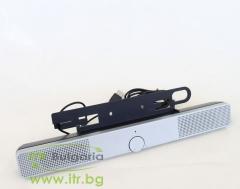 HP SP03A01 Soundbar | L1706 L1740 1906 L1940 LP1965 Refurbished 396073 001 Silver Flat Panel Speakers