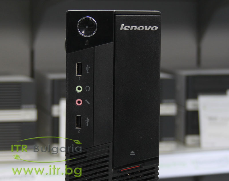 Lenovo ThinkCentre A58 А клас Intel Core 2 Duo E7400 2800Mhz 3MB 4096MB DDR2 160 GB SATA DVD-RW Slim Desktop