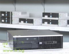 HP Compaq 6005 Pro SFF А клас AMD Athlon II X2 220 2800Mhz 1MB 4096MB DDR3 160 GB SATA DVD RW Slim Desktop